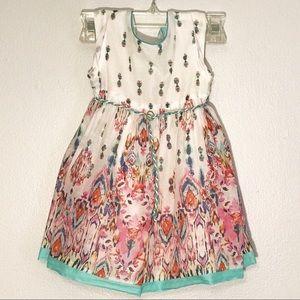 Mayoral girls dress size 2
